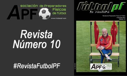 Revista Futbol PF Número 10