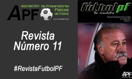 Revista Futbol PF Número 11