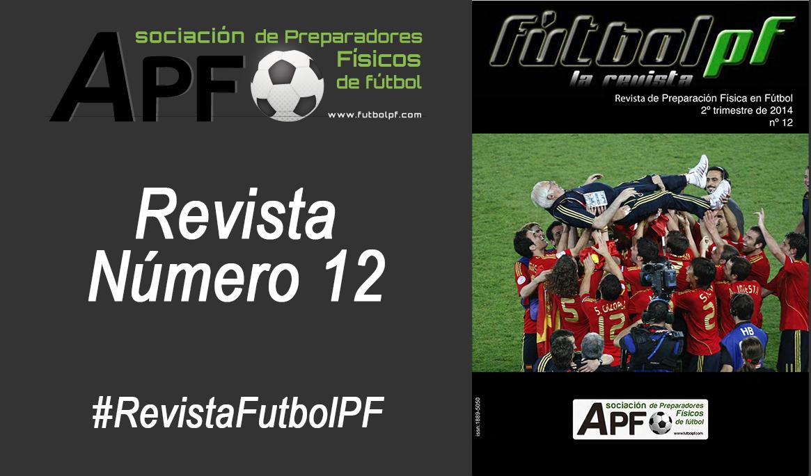 Revista Futbol PF Número 12
