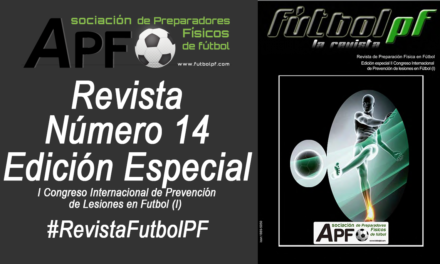Revista Futbol PF Número 14 Edición Especial