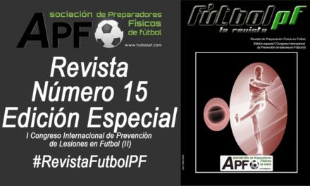 Revista Futbol PF Número 15 Edición Especial