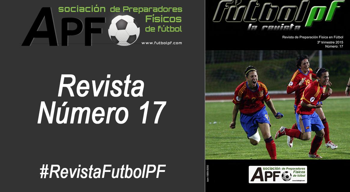 Revista Futbol PF Número 17