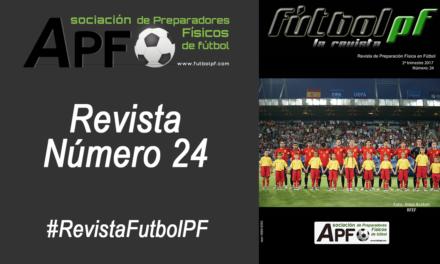 Revista Futbol PF Número 24