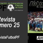 Revista Futbol PF Número 25