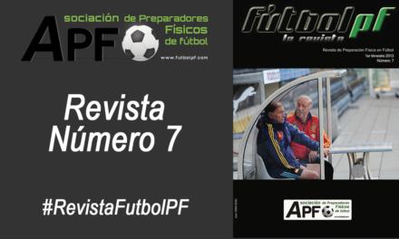 Revista Futbol PF Número 7