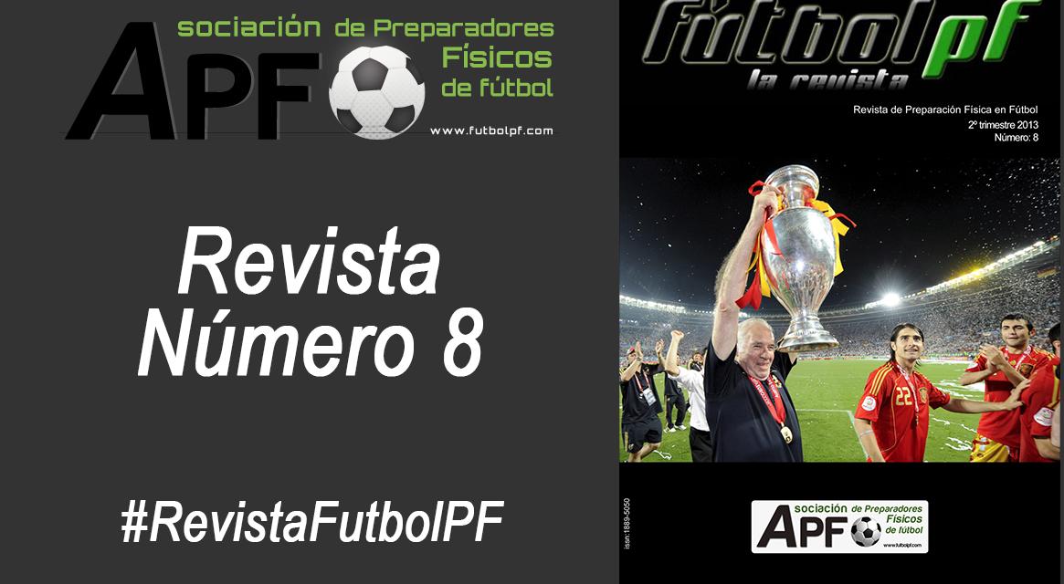 Revista Futbol PF Número 8