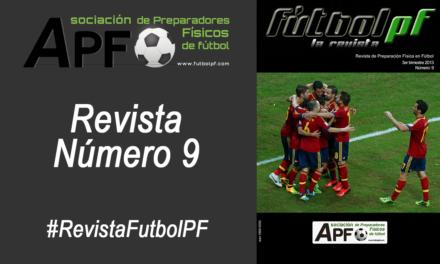 Revista Futbol PF Número 9