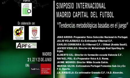 PONENCIAS DESARROLLADAS en el Simposio Internacional de Madrid 2013