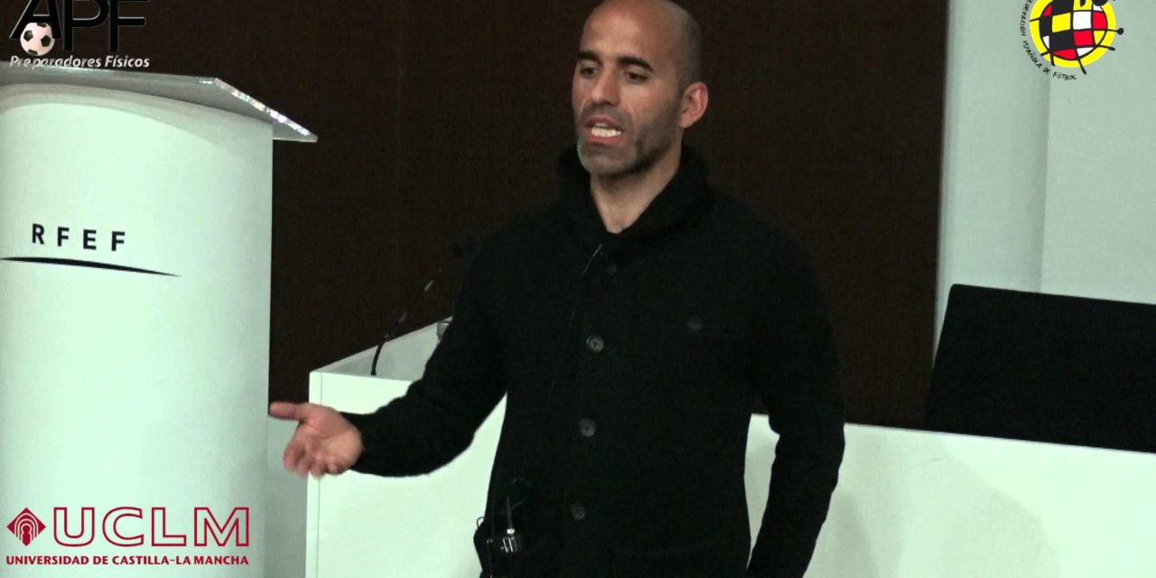 Entrenamiento de la Flexibilidad en Fútbol por Luis Casáis (Teoría)