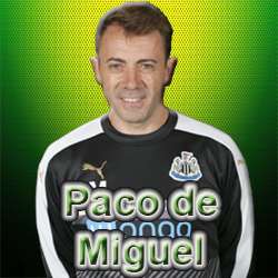 Paco de Miguel Newcastle