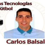 Nuevas Tecnologías en el Fútbol (Carlos Balsalobre)