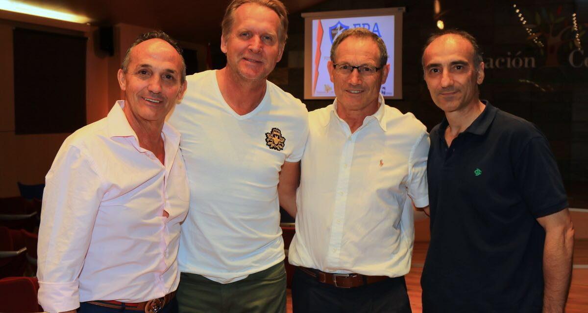 Nacimiento de un club diferente F.P.A. Las Rozas