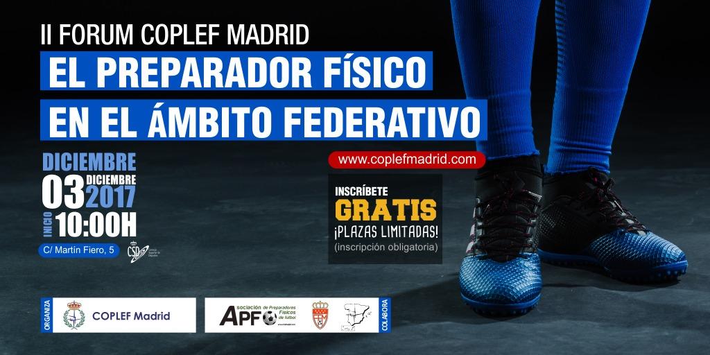 II Forum COPLEF Madrid
