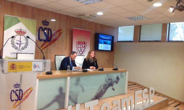 Firmado el Convenio APF & COPLEF Madrid.