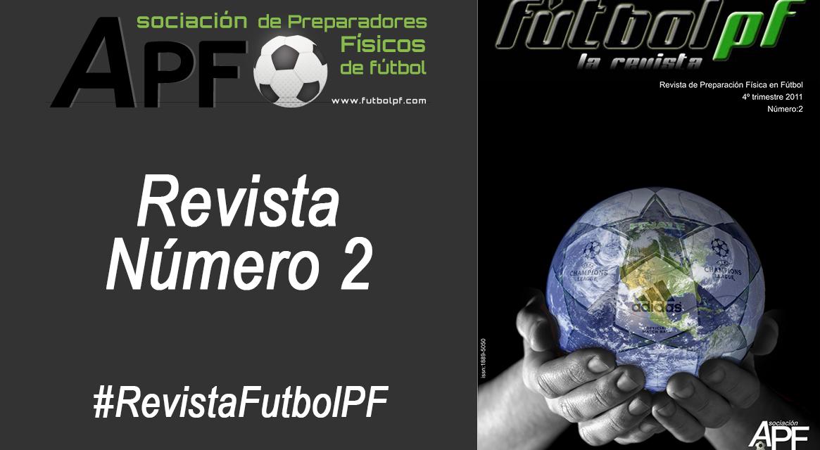 Revista Futbol PF Número 2
