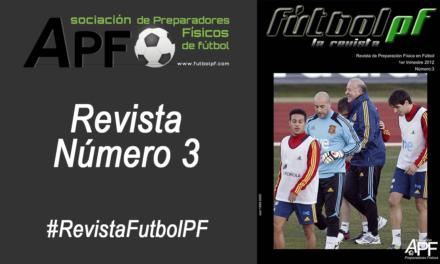 Revista Futbol PF Número 3