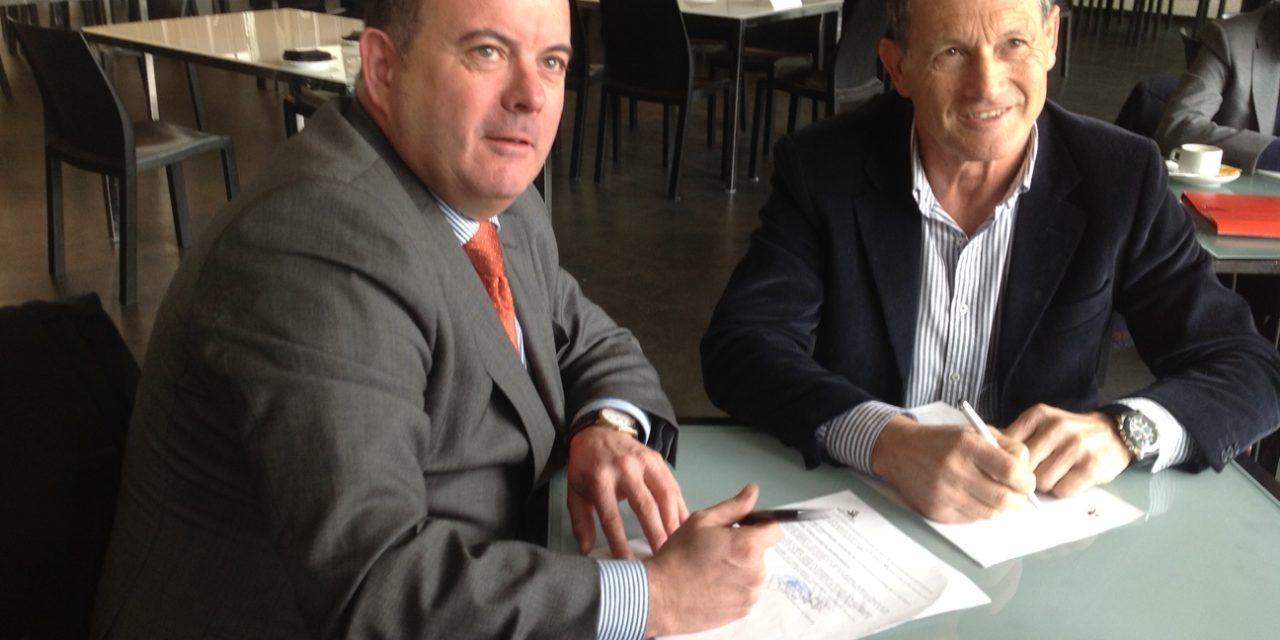 Firma convenio colaboración con LEAD$PLAY