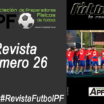 Revista Futbol PF Número 26