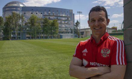 Paulino Granero: un almeriense en la selección rusa