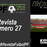REVISTA FUTBOL PF NÚMERO 27