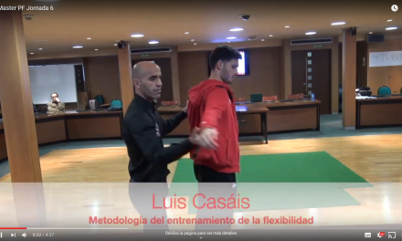 Video 6ª Jornada del XI Master PF