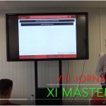 Vídeo 8 Jornada del XI Máster PF