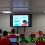 Video 11ª Jornada del XI Máster PF