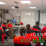 Video 3ª Jornada del VIII Máster PRL