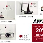Promoción máquinas RSP – APF
