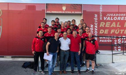 Clausura I Curso de Experto Universitario en Dirección Metodológica en Fútbol Formación