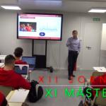 Video 12ª Jornada del XI Máster PF