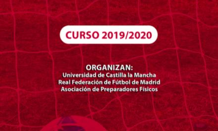 III Curso Experto en Análisis del Juego en Fútbol