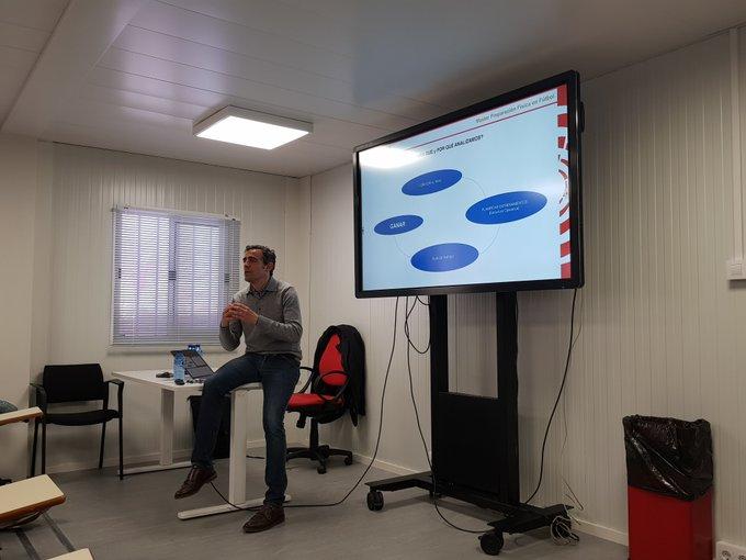 III Curso Experto Universitario Análisis del Juego en Fútbol
