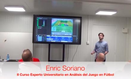 Curso Experto Universitario en Análisis del Juego en Fútbol