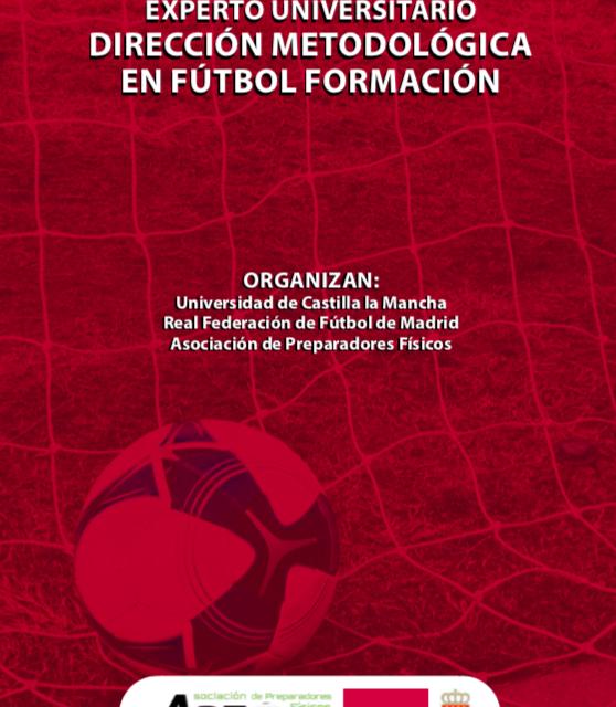 II Curso Experto Universitario Dirección Metodológica en Fútbol Formación