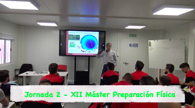 Video 2ª Jornada del XII Máster PF