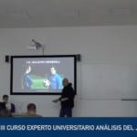 Video 1ª Jornada del III Curso Análisis Juego