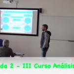 Video 2ª Jornada del III Curso Análisis Juego
