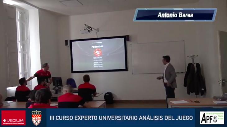 Analizar a un rival a través de la observación – Antonio Barea