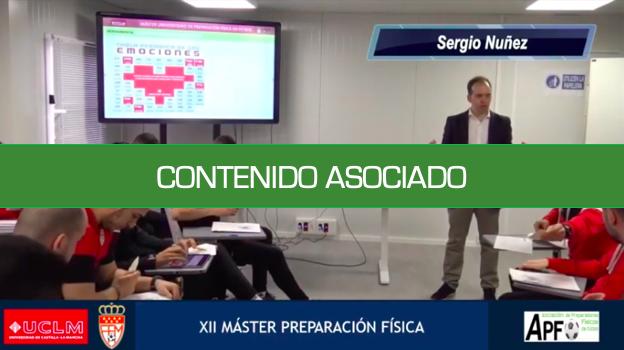 Comunicación fútbol – Sergio Nuñez