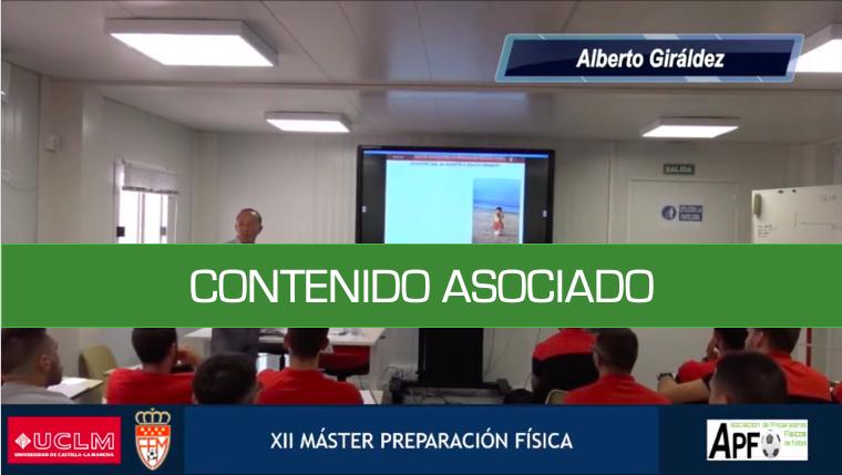 Relaciones y habilidades psicosociales del Preparador Físico – Alberto Giráldez