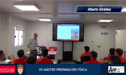 Vídeo Resumen Relaciones del Preparador Físico – Alberto Giráldez