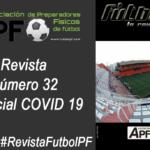 REVISTA FÚTBOL PF Número Especial – COVID 19