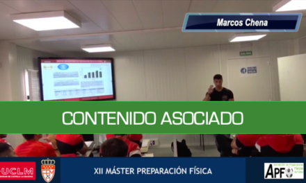 Variables condicionales en el fútbol – Marcos Chena