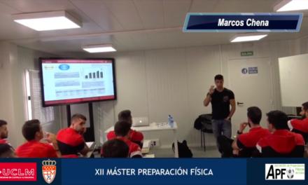 Vídeo Resumen Estructura condicional del fútbol – Marcos Chena