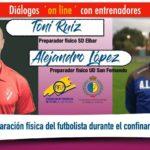 """Diálogos """"online"""" con entrenadores – Federación Interinsular de Fútbol de Las Palmas"""