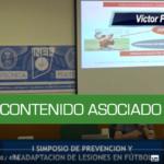 Readaptación en fútbol – Víctor Paredes y David Porcel