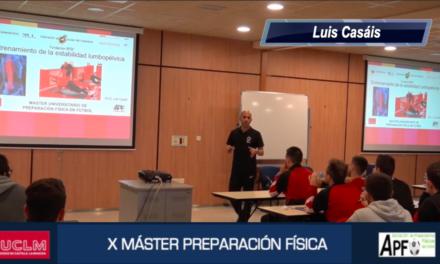 Vídeo Resumen Taller Estabilidad Lumbopélvica – Luis Casáis