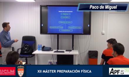 """Vídeo resumen """"Planificación"""" – Paco de Miguel"""