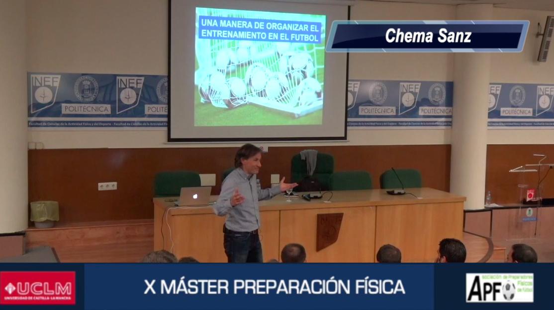"""Vídeo resumen """"Práctica planificación"""" – Chema Sanz"""